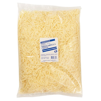 5 lb. Shredded Mozzarella