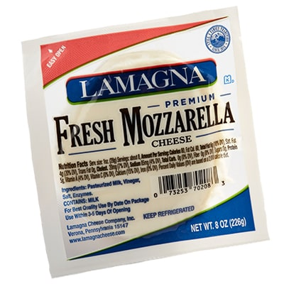 8 oz. Fresh Mozzarella